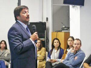 Workshop a Teledoce Fundacion Manantiales
