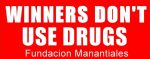 4. calco Winners dont use drugs